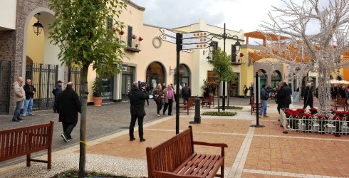 Outlet Cilento visitatori