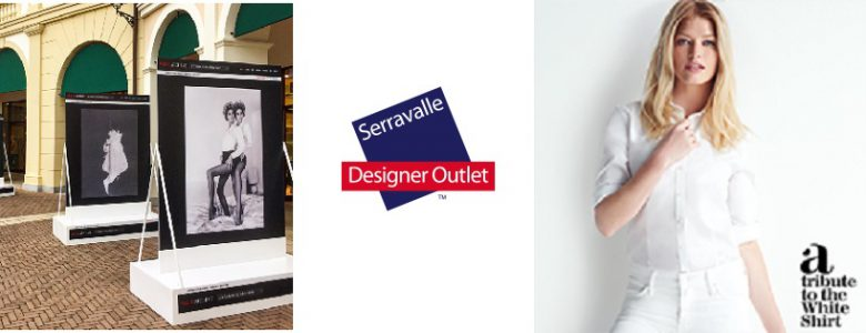Vogue in mostra al serravalle designer outlet for Serravalle designer outlet