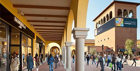 Castel Guelfo The Style Outlet Village, Bologna | Outlet Village