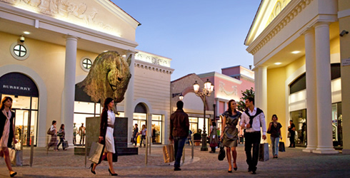 Outlet Village Castel Romano