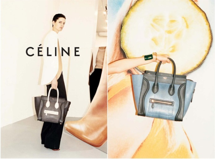 celine-luggage-tote-bag