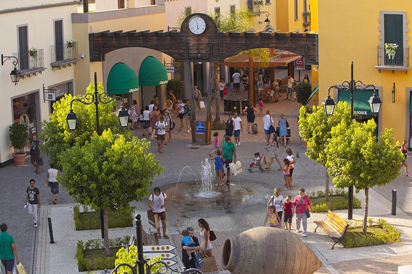 Cilento Outlet Village, Eboli | Outlet Village