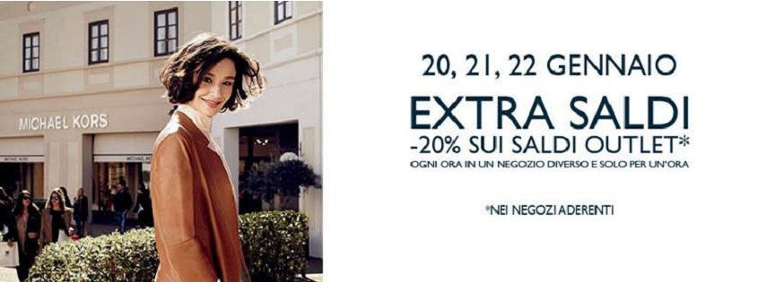 Extra Saldi al Sicilia Outlet Village | Outlet Village