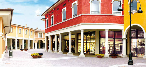 Fashion District Mantova Outlet Village, Bagnolo San Vito | Outlet ...