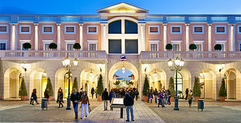 La Reggia Designer Outlet Village, Marcianise | Outlet Village