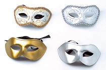 Maschere Carnevale 2012