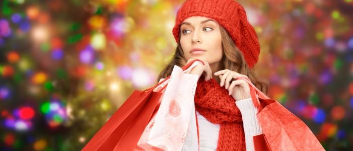 shopping natale capodanno outlet