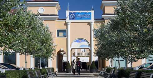Palmanova Outlet Village - Ros Hotels Bibione