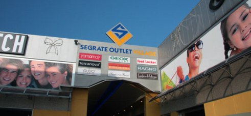 Outlet Village Segrate Milano