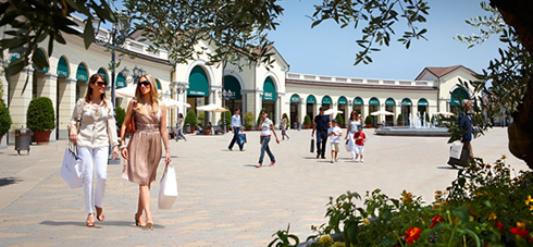 Serravalle outlet