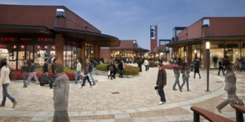 Vicolungo the Style Outlet Village, Novara | Outlet Village